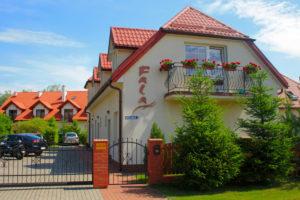 Apartamenty Fala w Rowach - wynajem