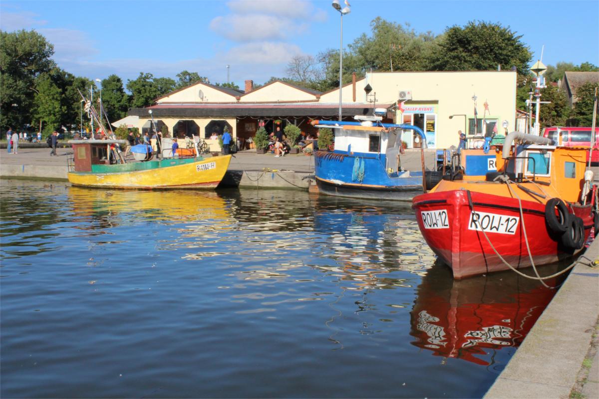 Rowy - atrakcje w okolicy