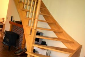Apartament kapitański - pensjonat Fala w Rowach