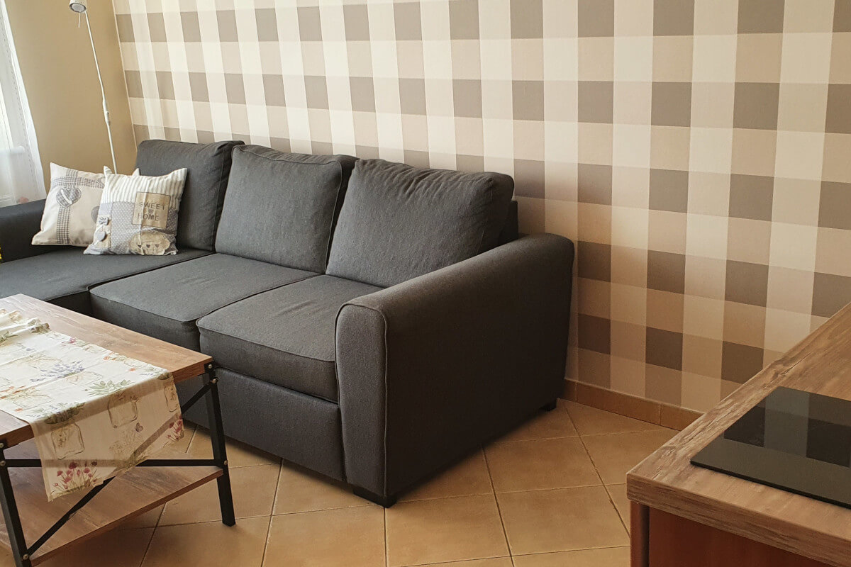 Apartament parterowy - Fala Rowy