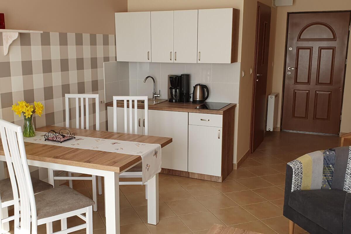 Apartament piętrowy - pensjonat Fala